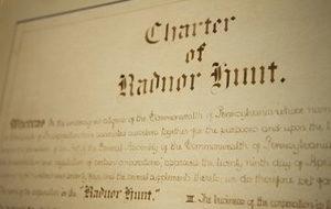 Radnor Hunt Charter