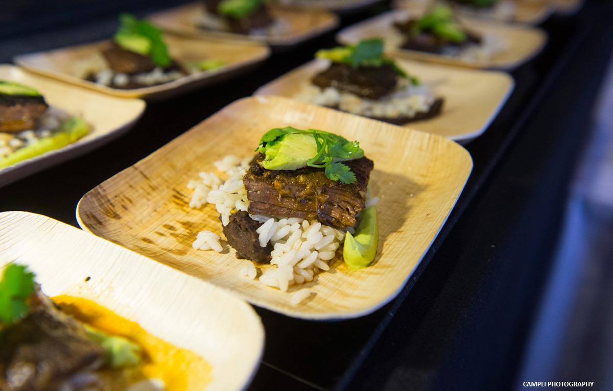 steak & rice