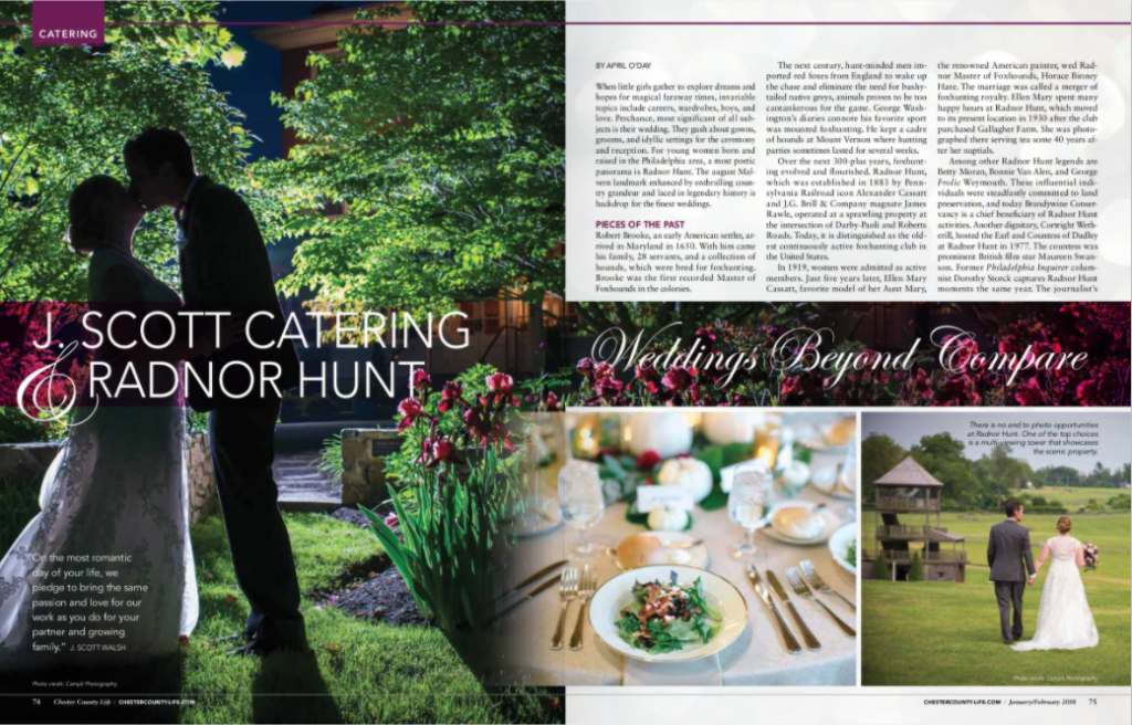 Radnor Hunt Featured in Chester County Life