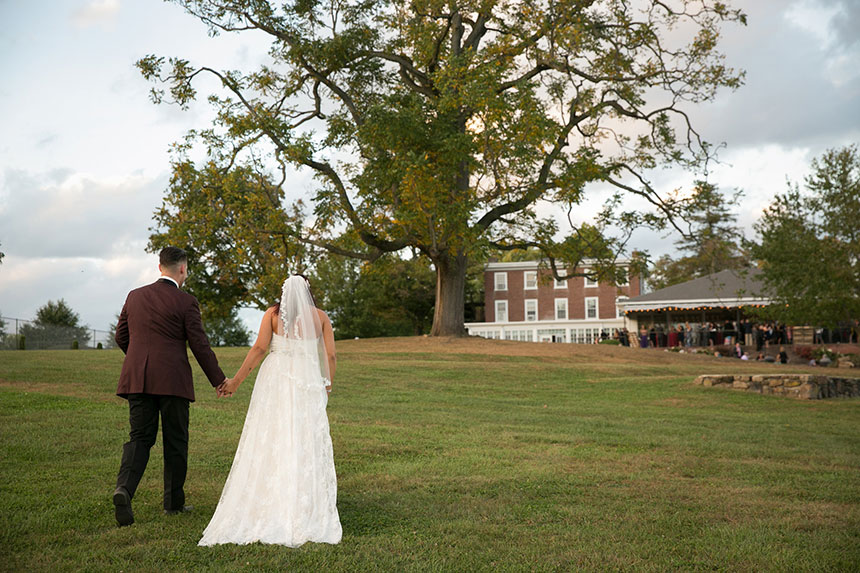 How to Personalize Your Wedding at Radnor Hunt