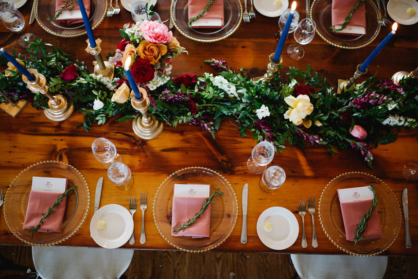 Our Favorite Plated Wedding Menu Ideas